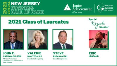 2021 NJ Business Hall of Fame