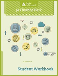 JA Finance Park curriculum cover
